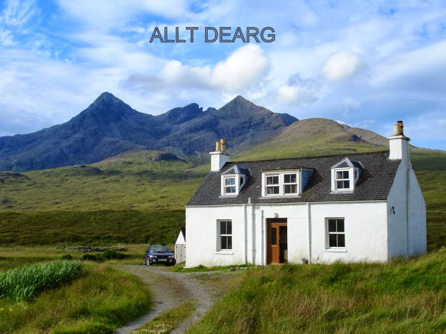 Allt Dearg Cottage on Skype