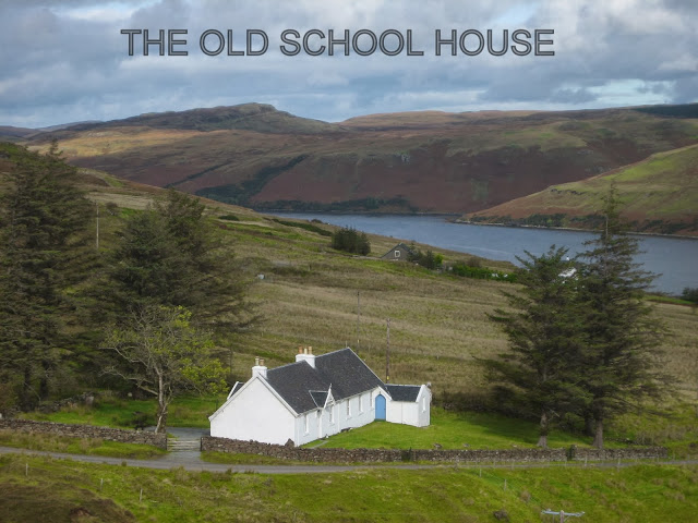 The Old Schoolhouse - a perfectly situated Holiday Cottage on Skye